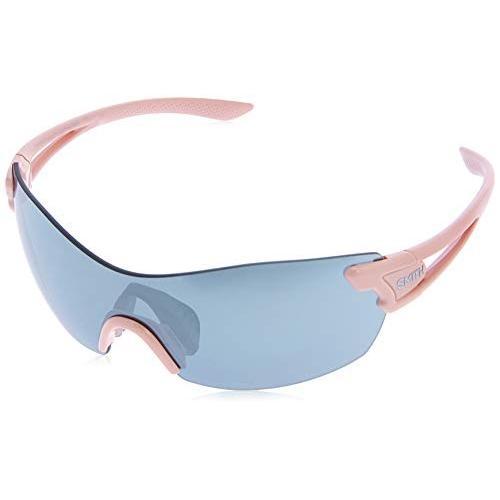 スミスSmith Pivlock Asana ChromaPop Sunglasses, Dusty ピンク