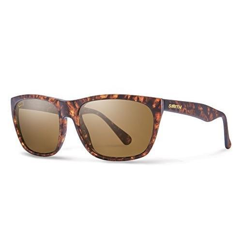 【激安セール】 One Size Smith Optics Tioga Carbonic Polarized Frame Sunglass, Woolrich Matte Vintage Havana, Brown Lens, イサミ f456b4d6