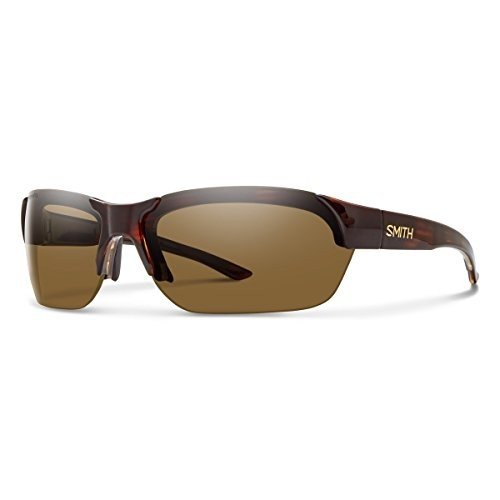 Smith Optics Envoy Polarized Sunglasses,Tortoise