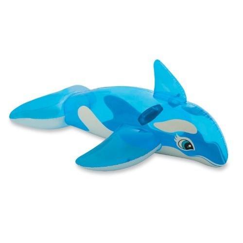 フロートIntex Lil' Whale Ride-On, 60