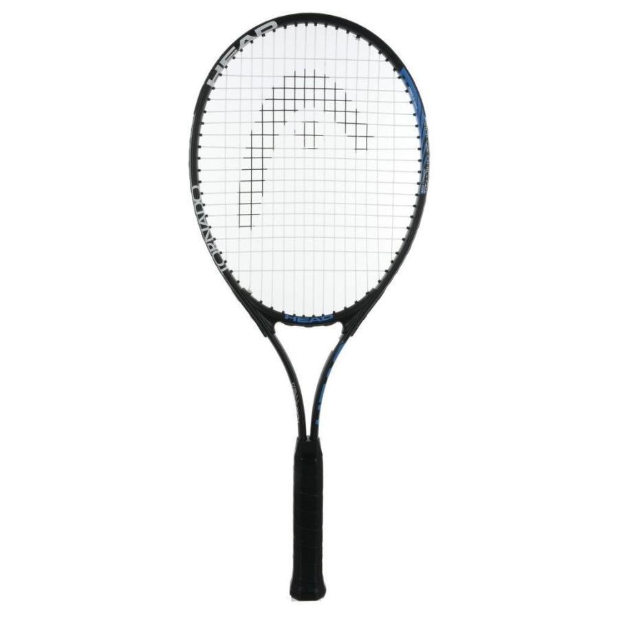 4.375 HEAD 2016 TI Tornado Tennis Racquet, 黒, 4.375