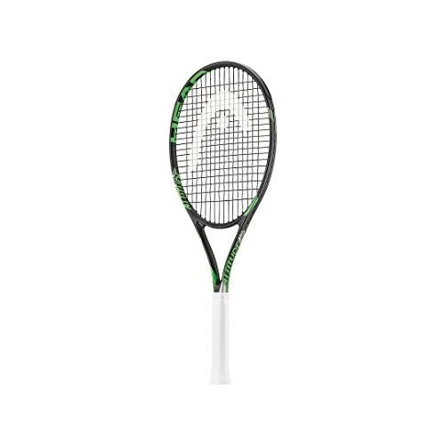 HEAD MX Attitude Elite Tennis Racquet (Strung) (4 1/8)