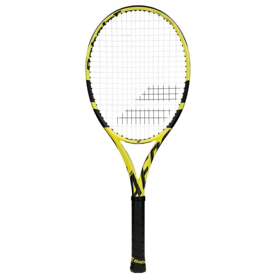 上質で快適 Babolat 2019 Pure Aero Lite Tennis Racquet (4 1/4), モノウチョウ 5ee2bcca