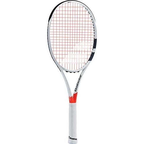 大好き 4 inch Babolat Pure Tennis Strike Team Grey/ Orange Orange (4