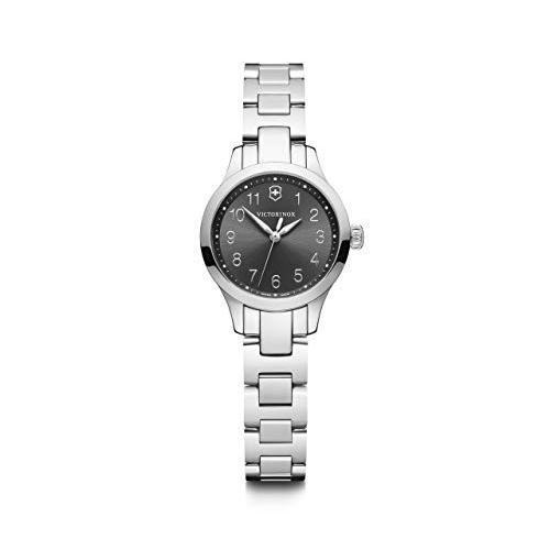 最低価格の Victorinox Swiss Army 241839 Alliance XS Women's Watch 28mm Stainless Steel, 比企郡 012a31dc