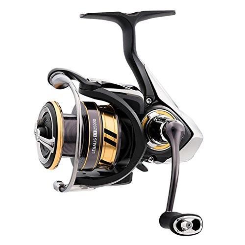 One Size Daiwa Legalis LT 5.3:1 Left/Right Hand Spinning Fishing Reel - LGLT2500D