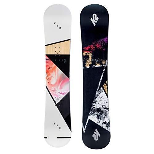 【予約販売品】 134cm 134cm K2 Kandi Snowboard Kandi 2020 - Youth Girls 2020 (134cm), 流行に :9a2fcac3 --- airmodconsu.dominiotemporario.com