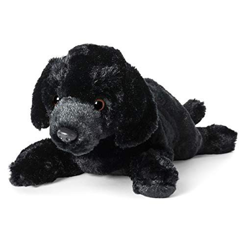 ガンドGUND COAL 黒 Labrador Dog Stuffed Animal 12 inch Plush Toy