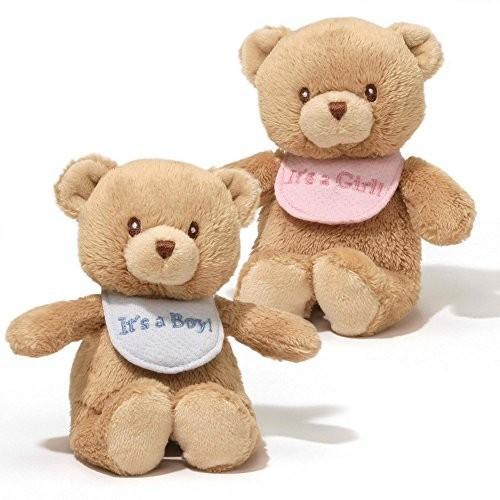 ガンドGund, Baby Bib Bear Rattles