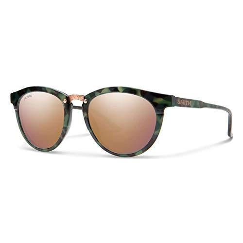 最終値下げ One Size Questa Carbonic Sunglasses, Camo Tort / ChromaPop Polarized Rose Gold, Smith Optics Questa ChromaPop Polarized Sunglasses, narcist animal 39bae808