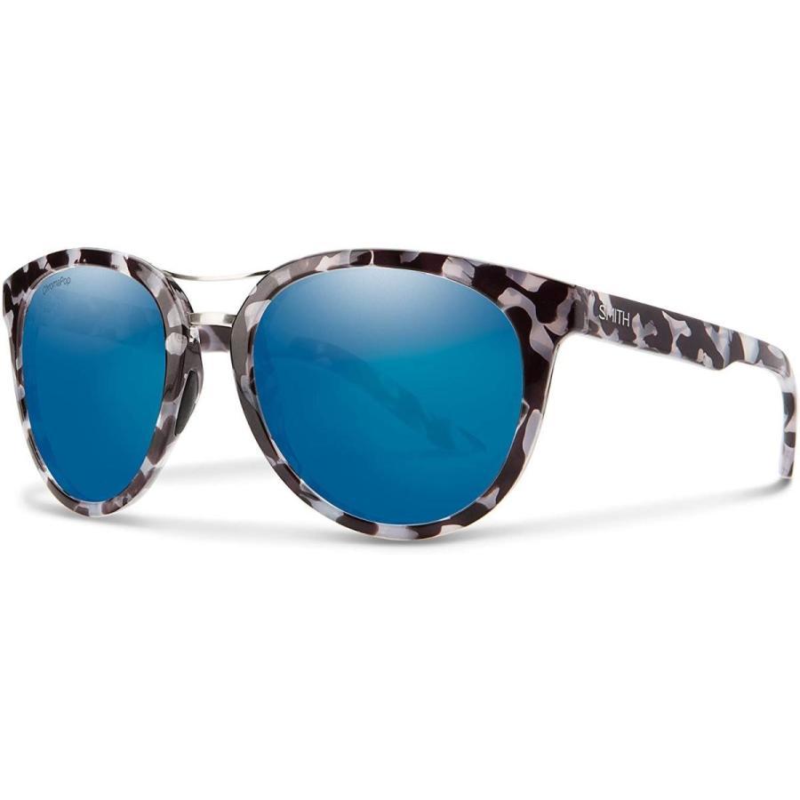 One Size Smith Bridgetown Chroma Pop Polarized Sunglasses, Choco Tortoise
