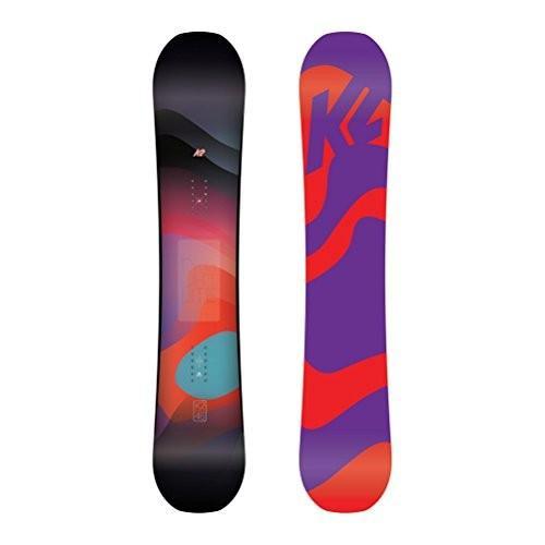 【2019春夏新色】 138cm K2 Bright Lite Snowboard 2019 - Women's 138cm, 第6モジュール 88f32a63