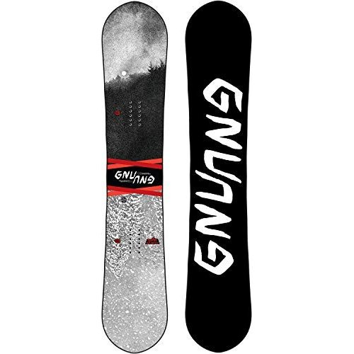 開店祝い 155W Gnu T2B Asym Wide Snowboard Mens Sz 155cm (W), DIY+ 0212f144