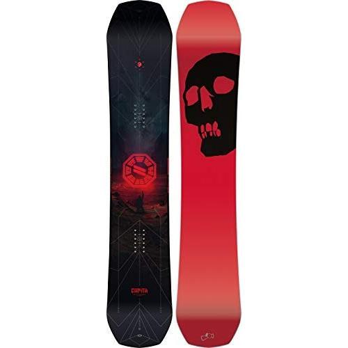 最新作の Capita The Black Snowboard of of Death Snowboard Black Mens Capita Sz 156cm, anerca&L.I.V:e977afd5 --- airmodconsu.dominiotemporario.com