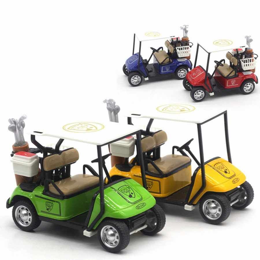ゴルフカート モデル おもちゃ 模型車 男の子 《週末限定タイムセール》 子供 車 ミニカー 装飾 贈り物 リターンフォース車 クリスマス プレゼント 高い素材 ギフト