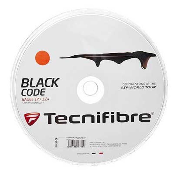 [ガット]テクニファイバー ブラックコード ファイア(200mロールガット)(04rblfi)