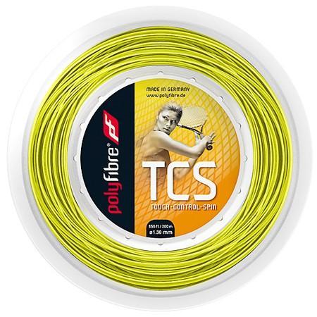 ガット ポリファイバー TCS 期間限定 ティーシーエス tcsbob お気にいる 200mロールガット