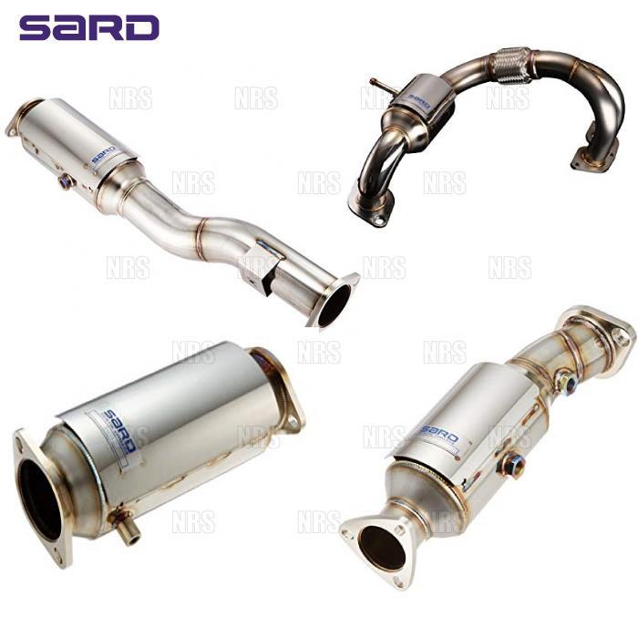 数量限定 在庫特価 SARD サード スポーツキャタライザー スカイラインGT-R BNR32 RB26DETT 89/ 8·95/1 5MT (89000