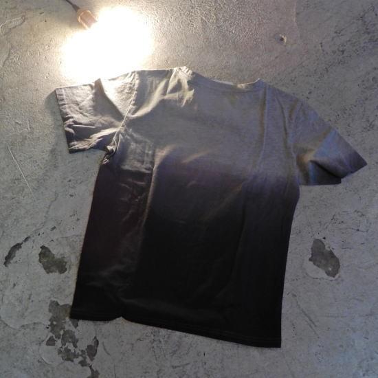 TOPANGA fashion グラデーションTシャツ グレー(メール便可) abracadabra 05