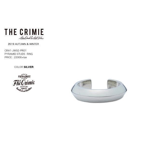 当店だけの限定モデル クライミー CRIMIE RING PYRAMID STUDS RING tcr19aw シルバーブリング tcr19aw (星) (星), 相生市:bdc84e2b --- airmodconsu.dominiotemporario.com