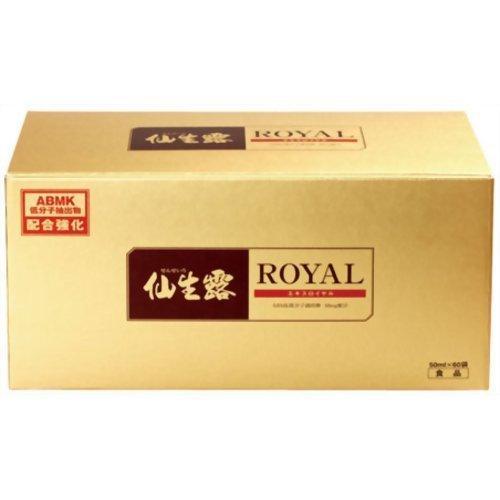仙生露エキスロイヤルN 50mlX60包
