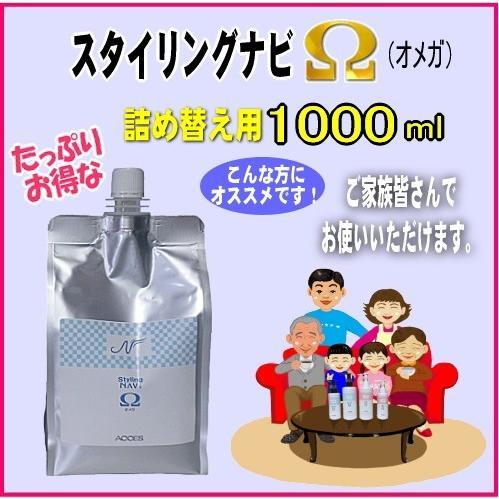 スタイリングナビΩ(オメガ)1000ml accesnavicom 07