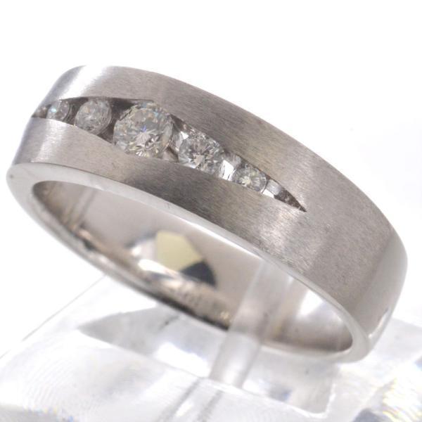 【日本未発売】 メンズリング プラチナ ダイヤモンド 指輪 Pt900 男性用 日本製, コローナ フリーランス fcf875d6