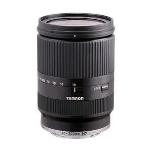 【お取り寄せ·約2ヶ月程】タムロン 18-200mm F/3.5-6.3 Di III VC(B011)(ソニーEマウント用)ブラック デジタル専用