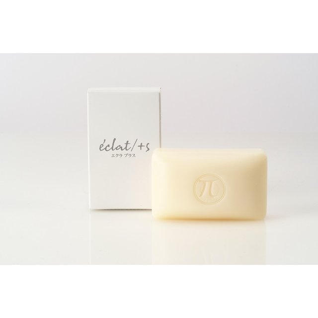 キレの良い洗い心地 コクのある潤い 化粧石鹸 〓clat/+s <エクラ プラス>|acmpistore