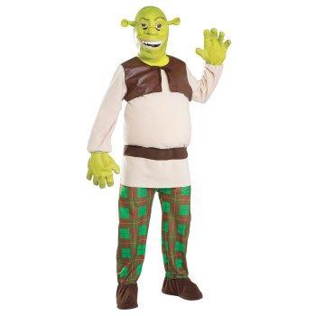 プレゼント シュレック コスプレ衣装 コスチューム 大人用ハロウィン 衣装・コスチューム