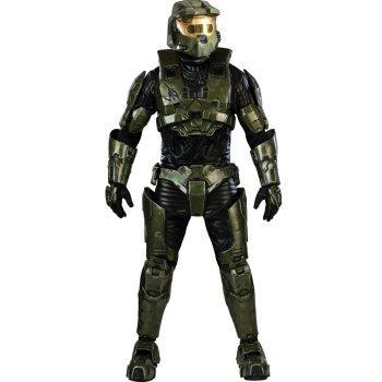 プレゼント 衣装 ヘイロー3 高級マスターチーフ 大人用コスチューム
