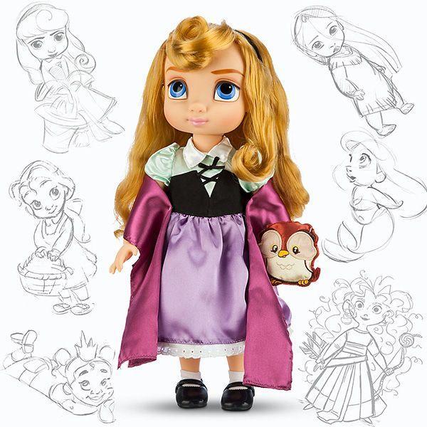 オーロラ姫 グッズ アニメーターコレクション ドール 人形 眠れる森の美女 ディズニー 16インチドール おもちゃ