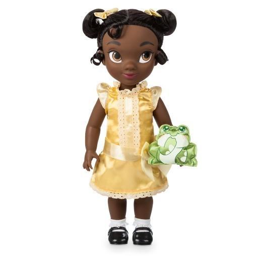 ティアナ Disney ディズニー Princess Animators Collection 16 Inch Doll プリンセスと魔法のキス ドール 人形 おもちゃ