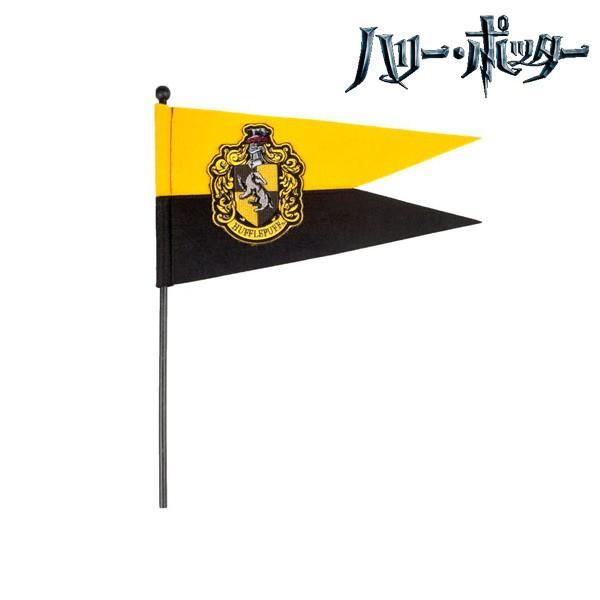 (USユニバーサルスタジオ限定) ハリーポッター ハッフルパフ ペナント 旗 飾り 三角