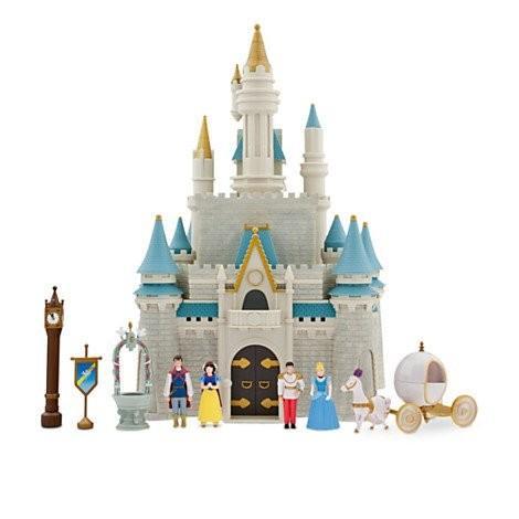 クリスマスプレゼント 子供 シンデレラ城 模型 おもちゃ 飾り 置物 ディズニー インテリア 小物 フィギュア コレクター グッズ|acomes|03
