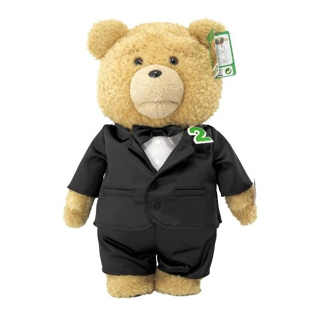 TED 2 ぬいぐるみ TED2 グッズ テッド 実物大 60cm(24inch) タキシードを着たTED R指定版 正規品(限定エディション)(即納 )