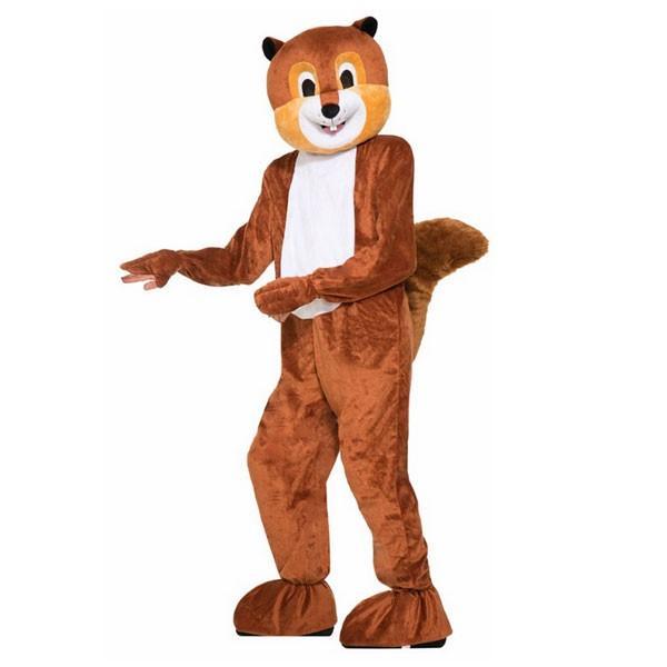 リス 着ぐるみ 大人 男性用 マスコット コスチューム ハロウィン イベント パーティー 衣装 ディズニー チップとデール