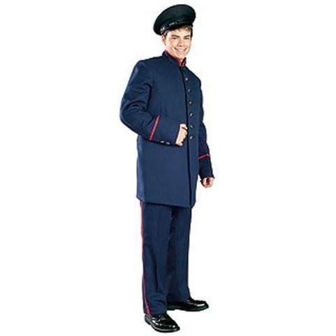 マーチングバンド 衣装 軍隊 ミリタリー 服 歴史 明治時代 コスチューム コスプレ 大人 ジェケットとパンツのセット