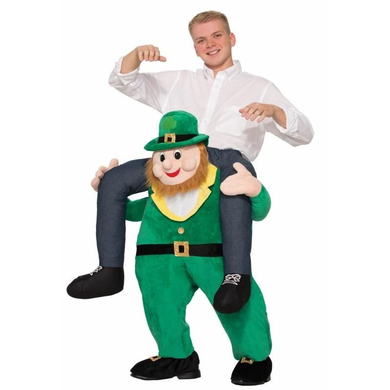 セントパトリックス・デー コスチューム コスプレ レプラコーン 服 おもしろい 大人 男性 イリュージョン アイルランド 民族 イベン