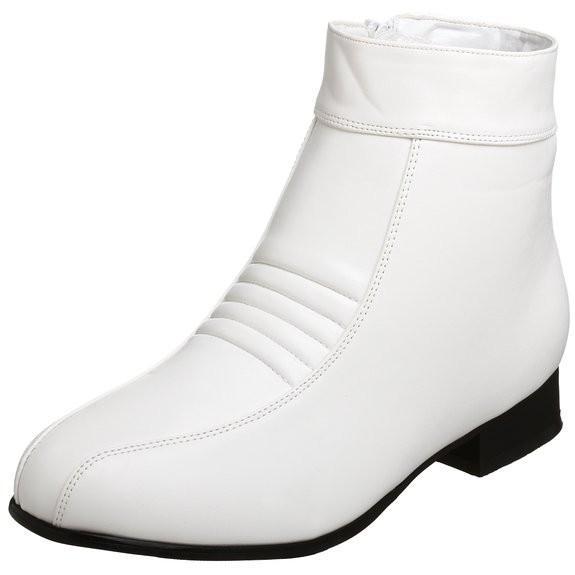 コスプレ スターウォーズ 男性用 靴 スター・ウォーズ 白 ブーツ ストームトルーパー