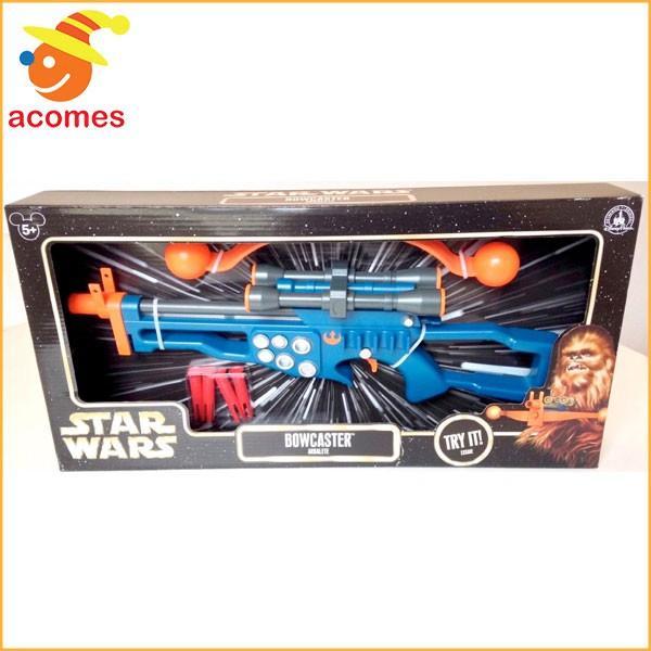 チューバッカ 光と音の ブラスター 反乱軍 銃 スターウォーズ グッズ 武器 コスプレ おもちゃ
