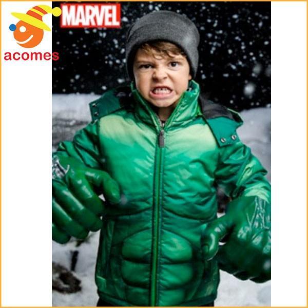 スノボ スキー 子供用 ジャケット 超人 ハルク 雪 誕生日 ギフト プレゼント マーベル アベンジャーズ