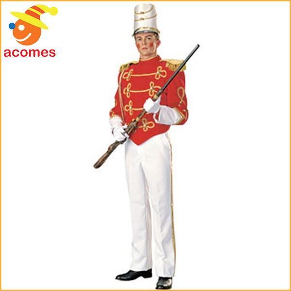 おもちゃの兵隊 コスプレ 大人 衣装 クリスマス ハロウィン 仮装 イベント パーティー