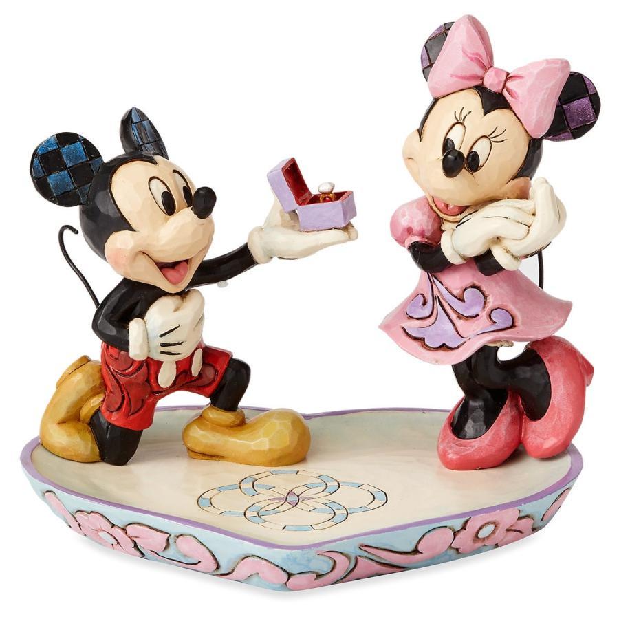 ジムショア ディズニー フィギュア ミッキーマウス ミニーマウス