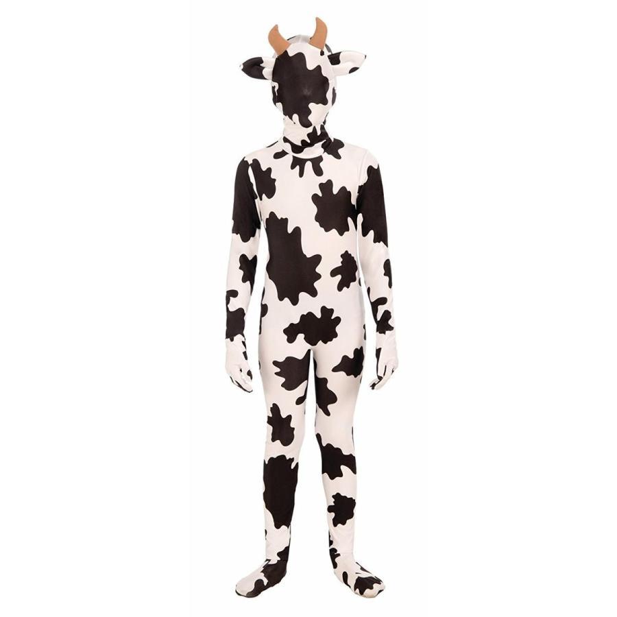 コスプレ 子供 衣装 男の子 人気 牛 全身タイツ 動物 コスチューム 仮装