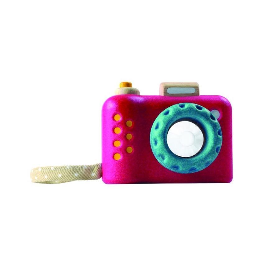 Plan Toys おもちゃ カメラ 万華鏡 子供 ままごと ごっこ遊び