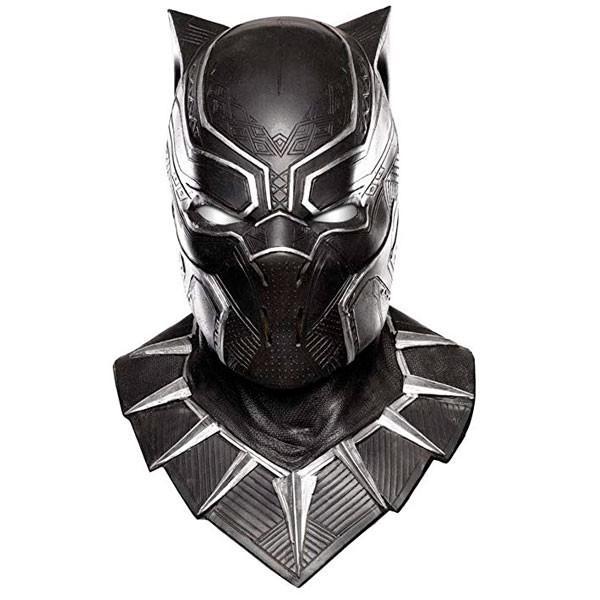 ブラックパンサー オーバーヘッド ラテックス マスク 仮面 大人 男性用 コスプレ 仮装 ハロウィン シビルウォー キャプテンアメリカ