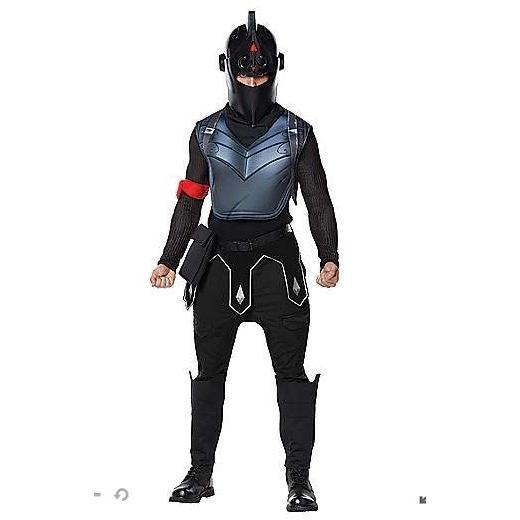 ブラックナイト コスチューム フォートナイト Fortnite 大人 ハロウィン コスプレ イベント 衣装 テレビゲーム