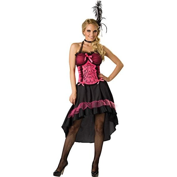 0a007037a0e36 ダンス 衣装 カンカンダンサー サロンギャル 大人用 セクシー ドレス ...