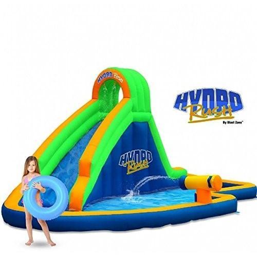 水遊び 大型 遊具 ハイドロラッシュ インフレータブル ウォーターパーク 子供 野外 屋外 家庭